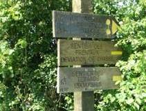 Balisage de sentiers de randonnée