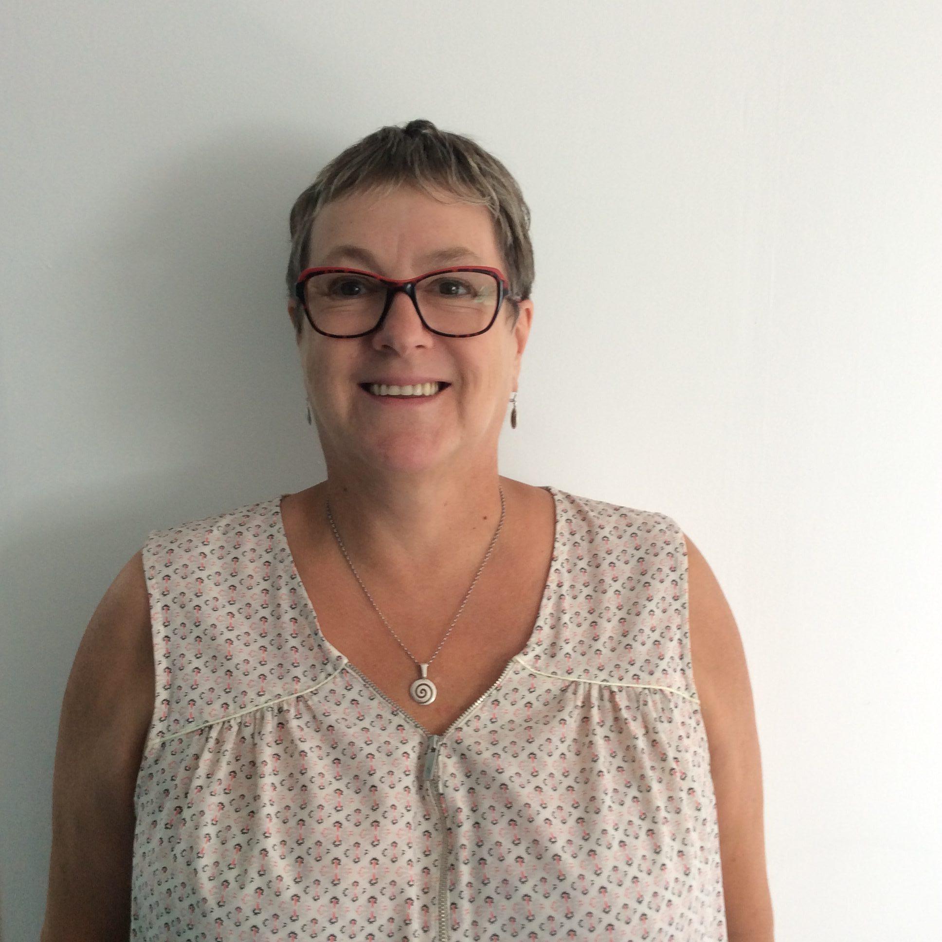 Mme Sckory - Gestionnaire de paie de l'équipe