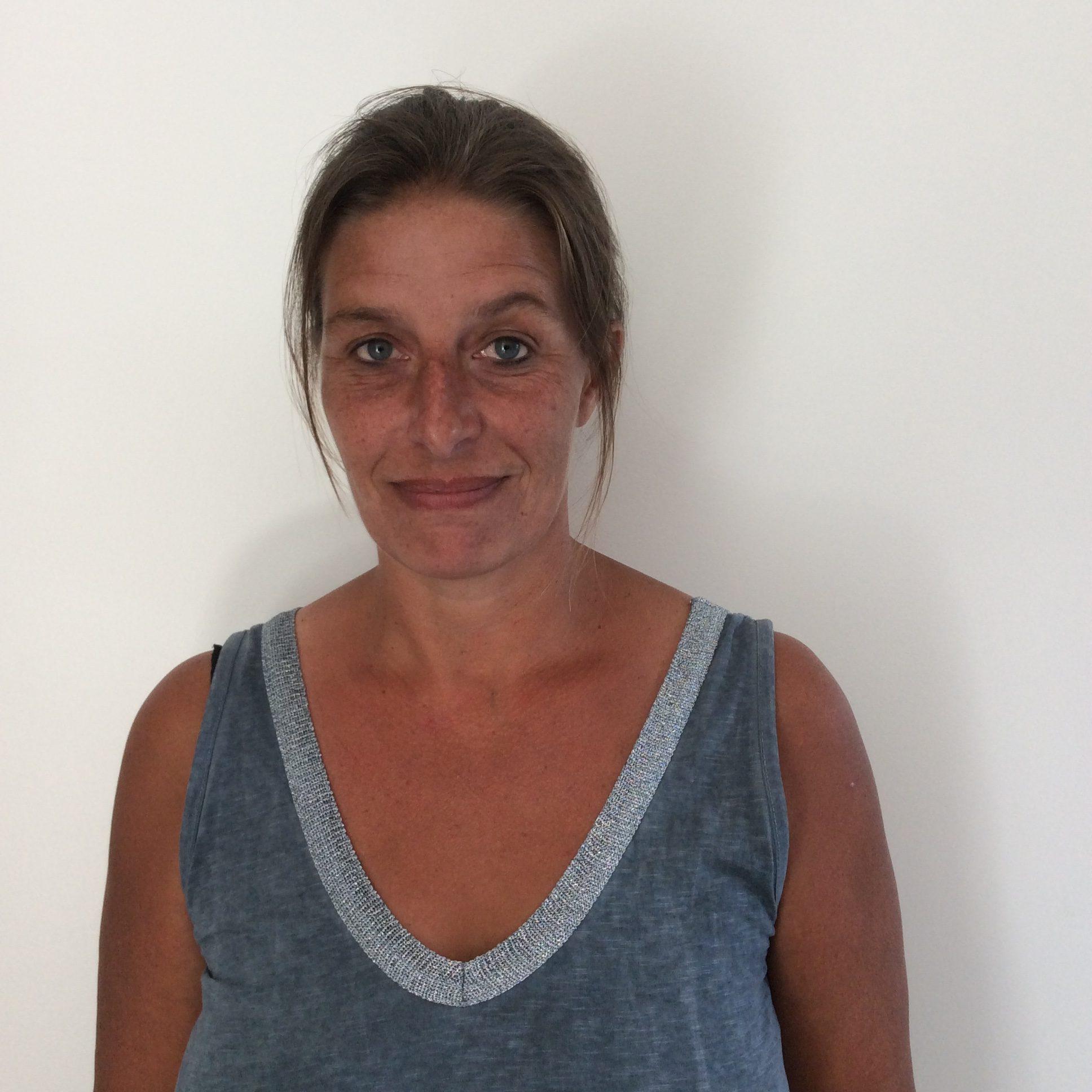 Mme Boulinguez - Coordinatrice de l'équipe recyclage de pain