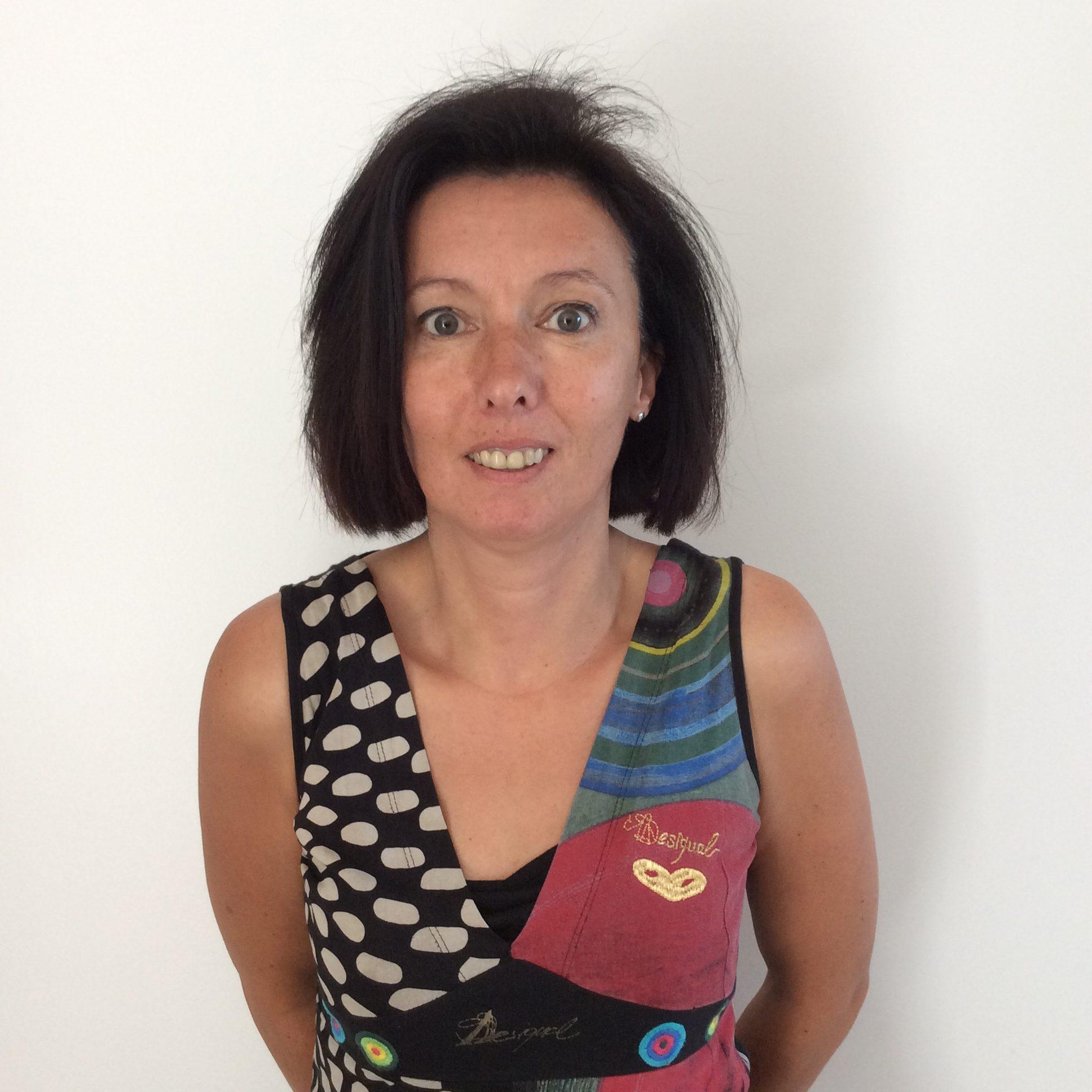 Mme Codron, gestion de la partie administrative de l'équipe
